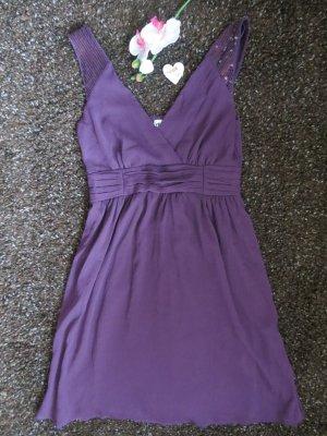 Kleid mit Glitzerträgern von Vero Moda