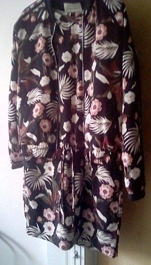 Kleid mit Jacke in shönem Blumenprint