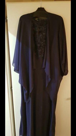 Kirsten Modedesign Vestido de baile azul oscuro