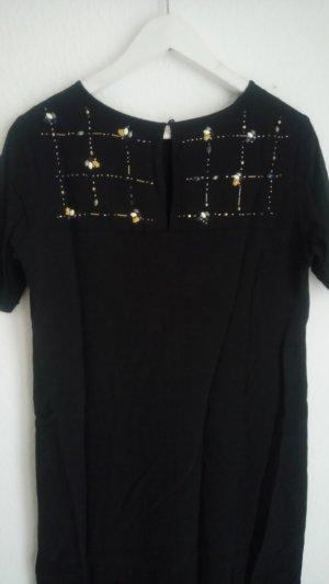 Kleid mit kurzen Ärmeln von Promod Gr 40