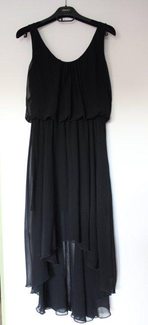 Kleid mit langem Samt von Sinequanone, Größe 36