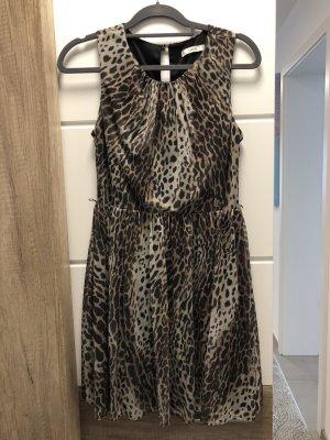 Kleid mit Leopardenmuster von Oasis