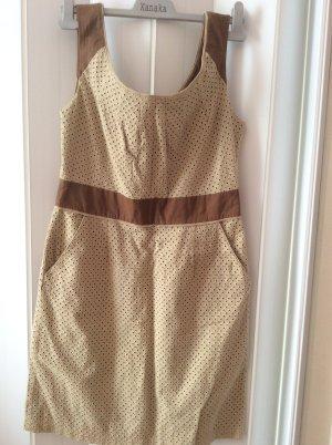 Kleid mit Lox-Muster.Gr.38