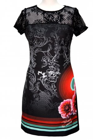 Kleid mit Muster von Desigual
