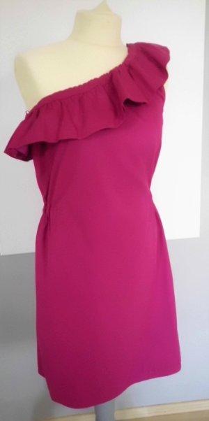 Kleid mit One-Shoulder-Träger von JOSEPH