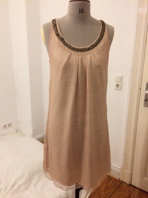 Kleid mit Pailletten von St. Tropez Größe 36