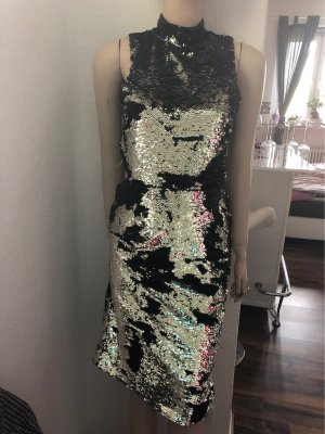 Kleid mit Palietten