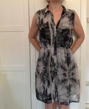 Kleid mit Palmenprint von minimum