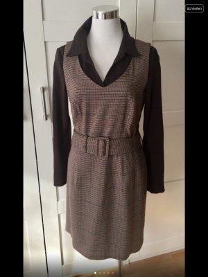 Kleid mit passenden Shirt von S.Oliver Gr. 38/40