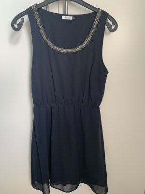 Vero Moda Mini Dress blue-petrol