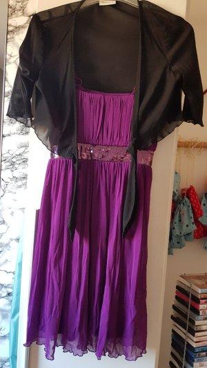 kleid mit pollero