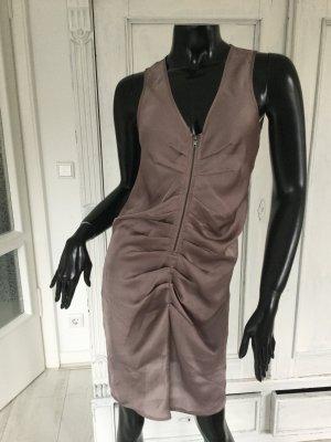 Kleid, mit Reisverschluss vorne, Gr. 34