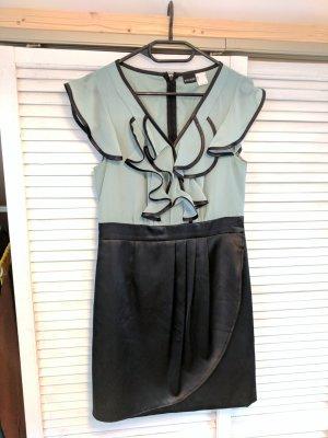 Kleid mit Rüschen chic festlich Cocktailkleid