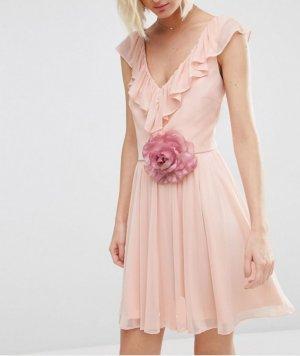 Kleid mit Rüschen & Skaterrock Gr.36/38