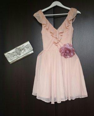 Kleid mit Rüschen und Skaterrock Gr.34/36