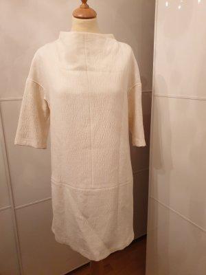 Kleid mit Schiffskragen, offwhite