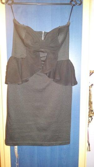 Kleid mit Schleife in 36