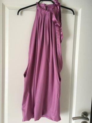 Kleid mit schleife pink rosa