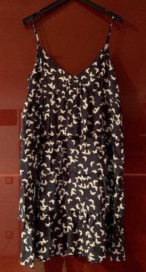 Kleid mit Schmetterling Gr. 36 Set