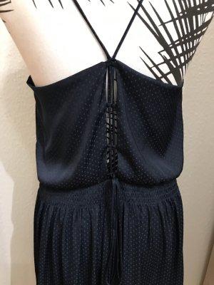 Kleid mit Schnürung am Rücken