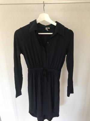 Asos Shirtwaist dress dark blue