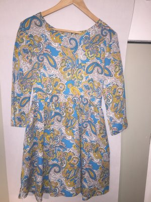 Kleid mit sehr schönem Muster