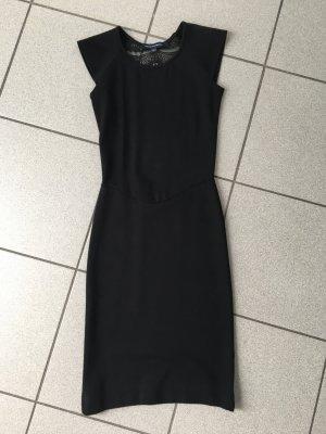 Kleid mit sexy Spitzenrücken, 34