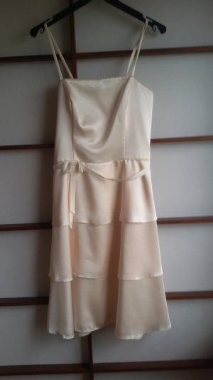 Kleid mit Spagettiträgern