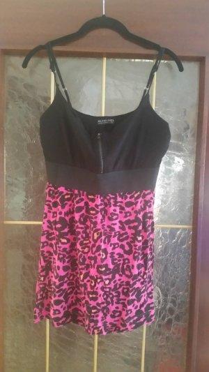 Blind Date Sweatjurk zwart-roze