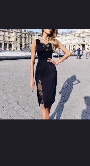 Kleid mit Spitze Details/Neu