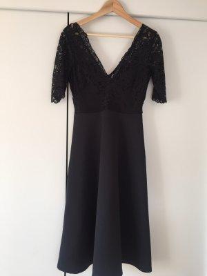 Asos Midi-jurk zwart