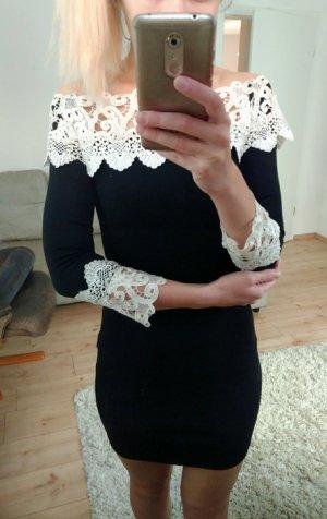 Kleid mit Spitze gr. S
