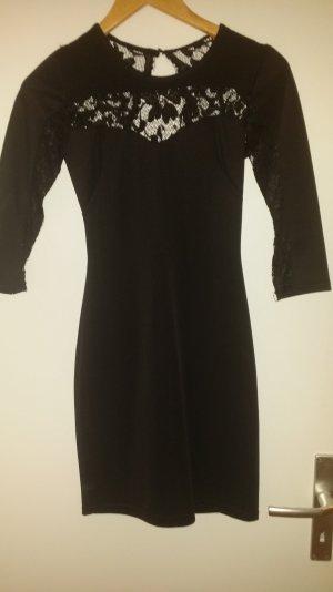 Kleid mit Spitze Rückenfrei