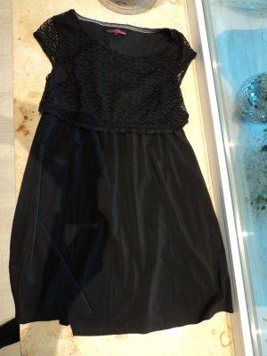 Kleid mit Spitze, Tom Tailor, in Größe M, wie Neu!