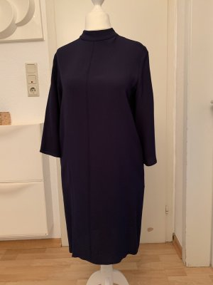 Second Female Vestido ceñido de tubo azul oscuro