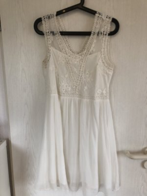 Vero Moda Beach Dress white