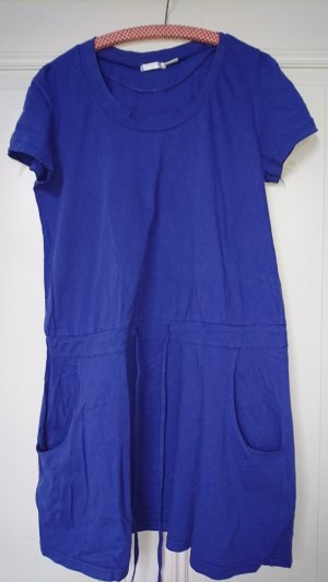 bpc Sweat Dress blue