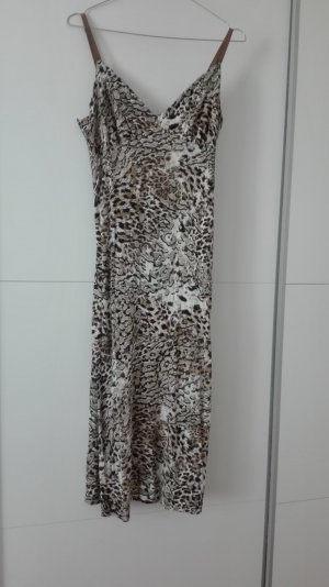 Kleid mit Tiger Print  Marke Raxevsky