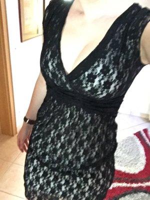 Kleid mit tollem Dekolleté