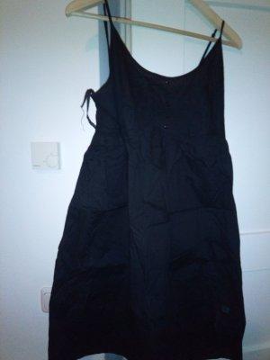 Kleid mit Träger schwarz