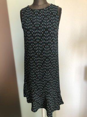 Kleid mit Volant Etuikleid Volant Gr 34 36 XS S