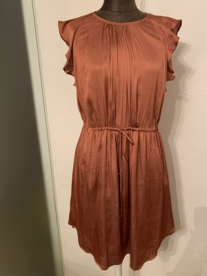H&M Empire Dress russet