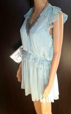 Kleid mit Volant & Rüschen Mango Gr.36/38