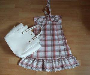 Kleid mit Volant Saum Gr.36/38