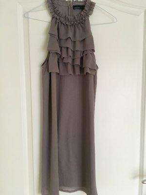 Kleid mit Volants Größe 38