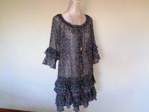 Kleid mit Volants und Rüschen von Culture