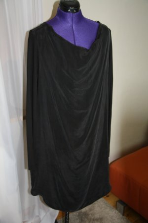 COS Dress black cotton