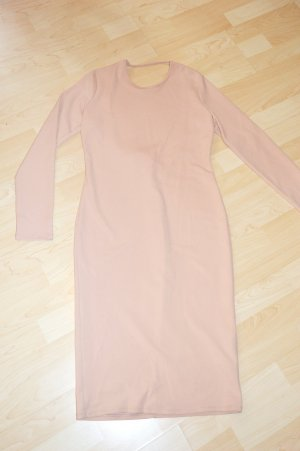 Kleid mit weitem Rückenausschnitt von Zara Größe L - neu!