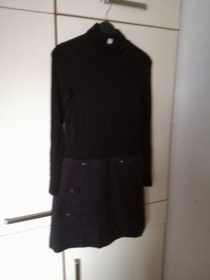 Kleid mit Wollrock und Oberteil im Stil eines Rollis