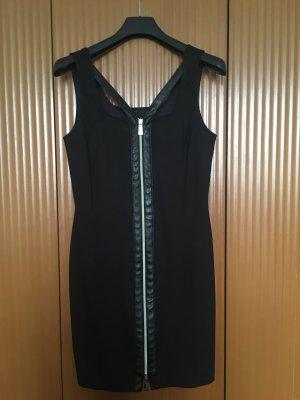 Versace Jeans Sheath Dress black